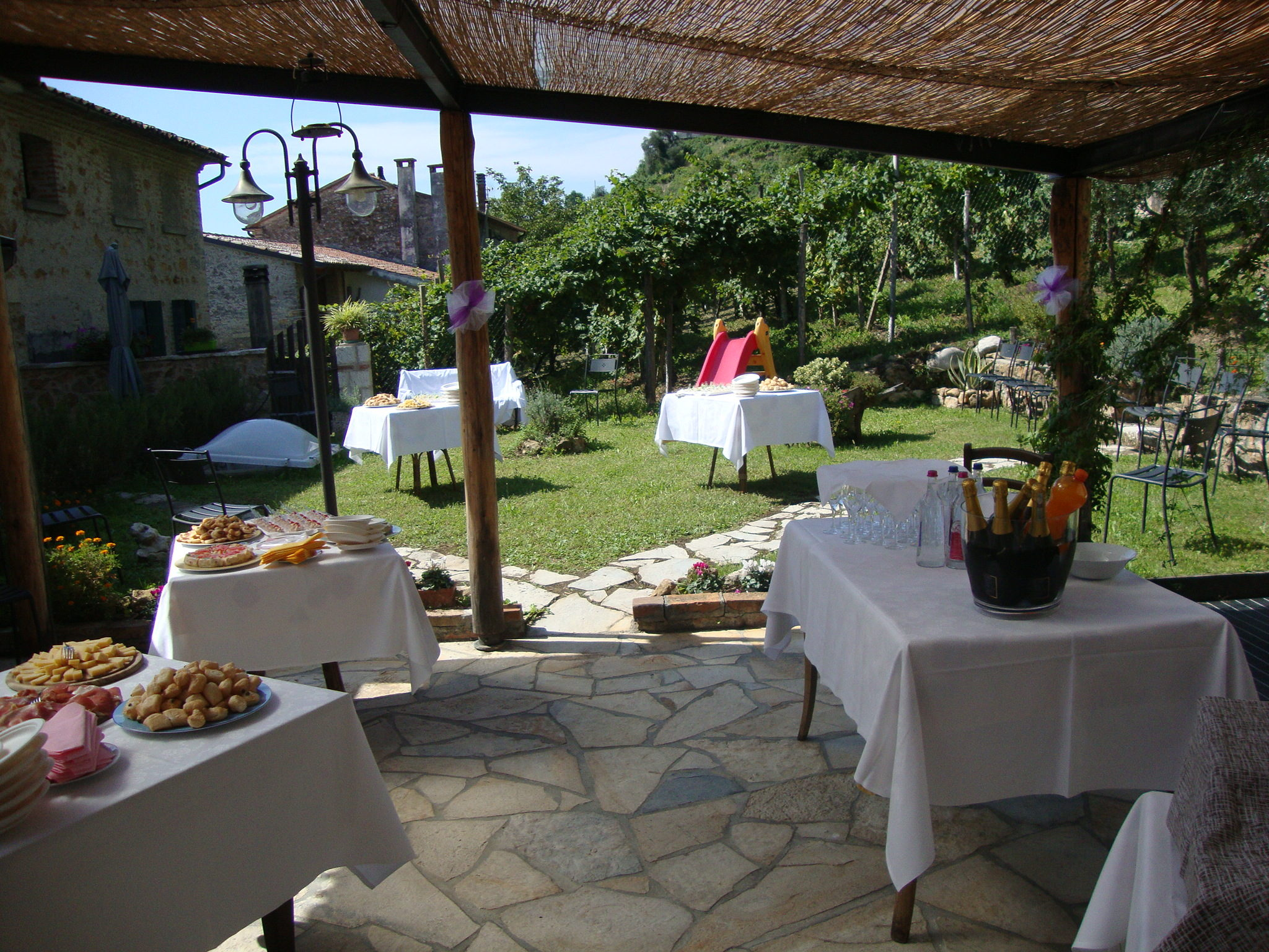 Il Bed & Breakfast | www.ristoranteallapergola.it